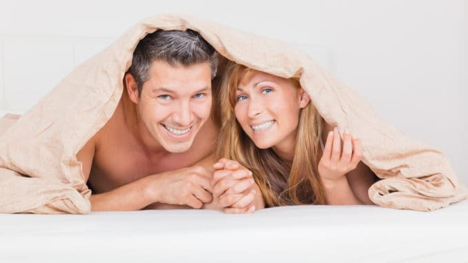 How much sex is normal for couples