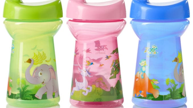 EvenFlo Sippy Cups