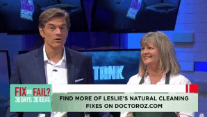 Dr. Oz Green Cleaning