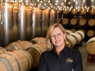 Raise a Glass to Amy LaBelle, Founder of LaBelle Winery