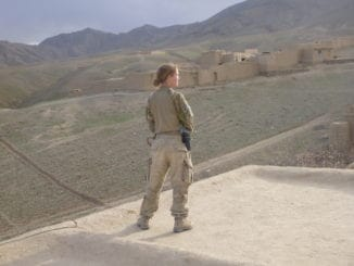 Proud to Serve: US Army Captain and NH Realtor, Lynn Powers