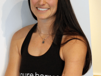 Adrienne Boss: Raising the Barre